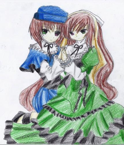 Rozen Maiden Twins