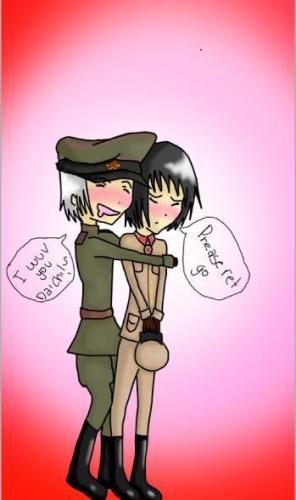 Vlad and Daichi