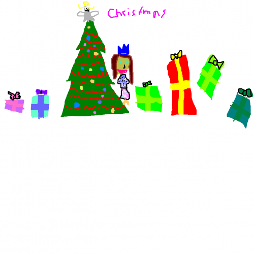 i drew this when i was 7