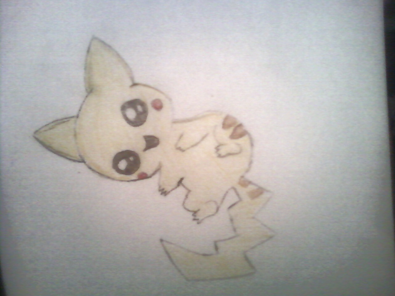 baby pikachu picture by smurfz drawingnow