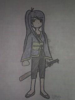 Female Samurai XDD