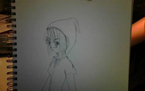 Hooded Girl