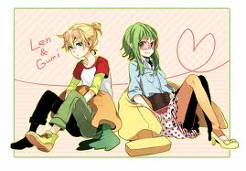 Len and Gumi ^.^