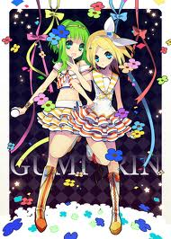 Gumi and Rin