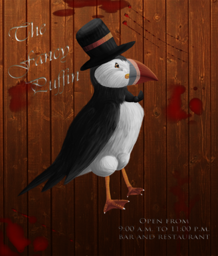 The Fancy Puffin
