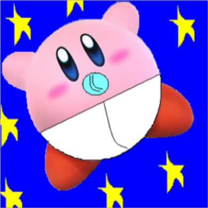 Baby Kirby Picture By Ralphe1203 Drawingnow