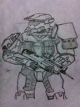 halo reach carter