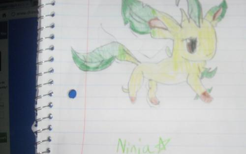 Chibi Leafeon (READ DISCRIPT BEFORE COMMENTING)