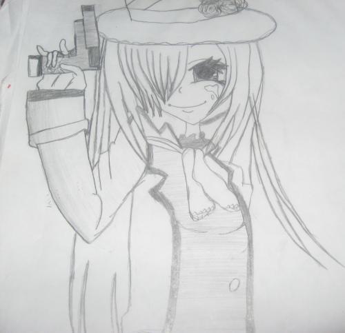 Anime Gun Girl
