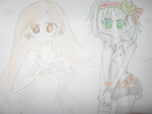 Miki And Gumi