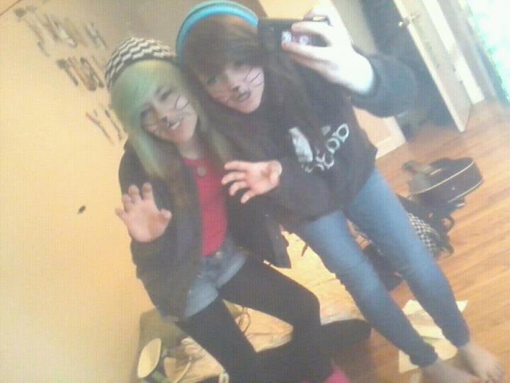 Me & Katey :3