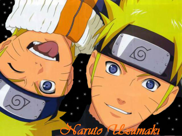 Young Naruto And Older Naruto Picture By Des Akatsuki