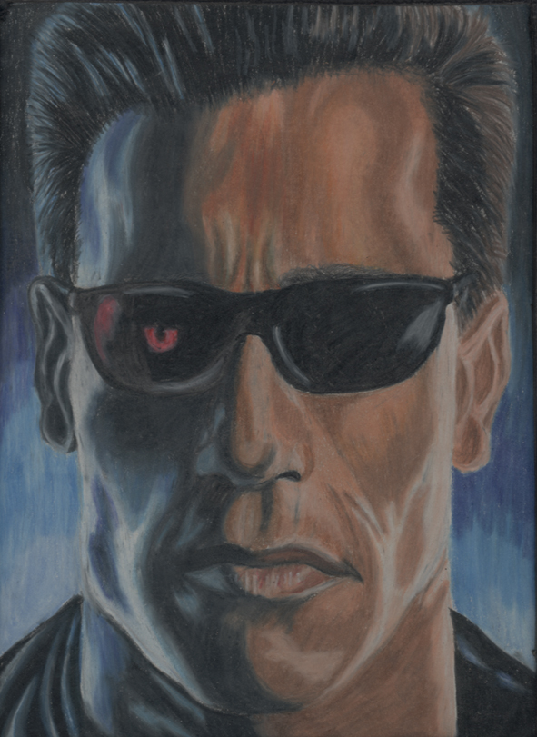 terminator - picture by zlgriff
