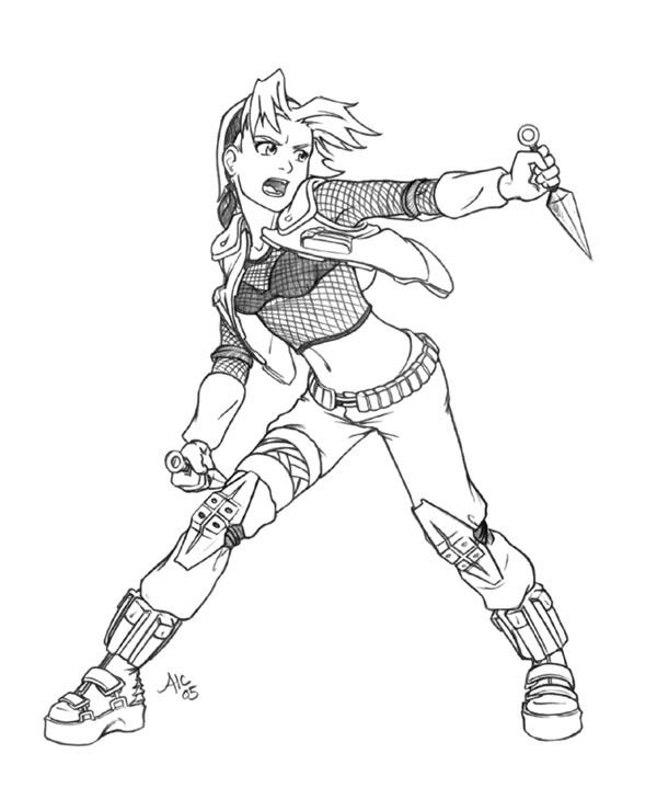 Older Sakura (i drew this pic =D)