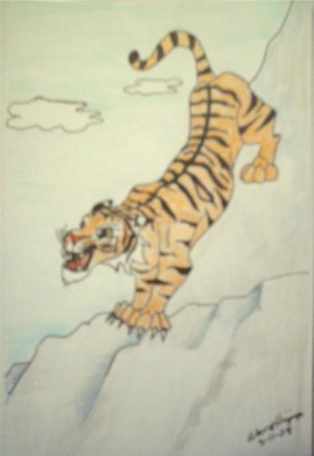 MOUNTIAN TIGER