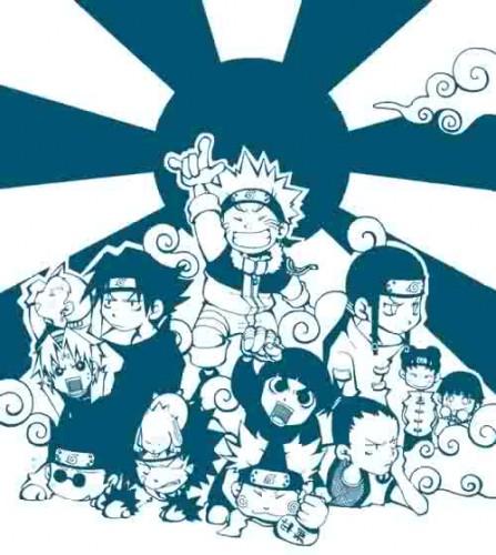 Baby Naruto Characters