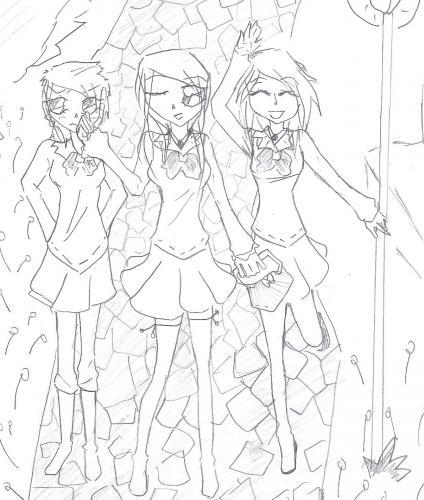 anime drawings. my anime drawing^^