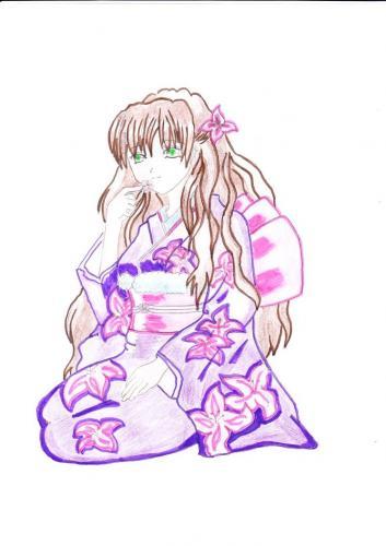 Kimono Girl (2)