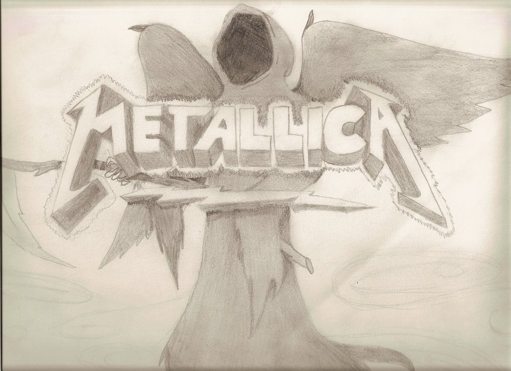 metallica ad the frim ...