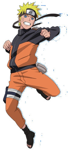 naruto action pose - picture by naruto7020 - DrawingNow