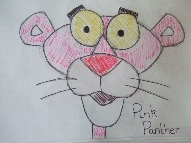 Pink Panther Picture By Niicolax Drawingnow