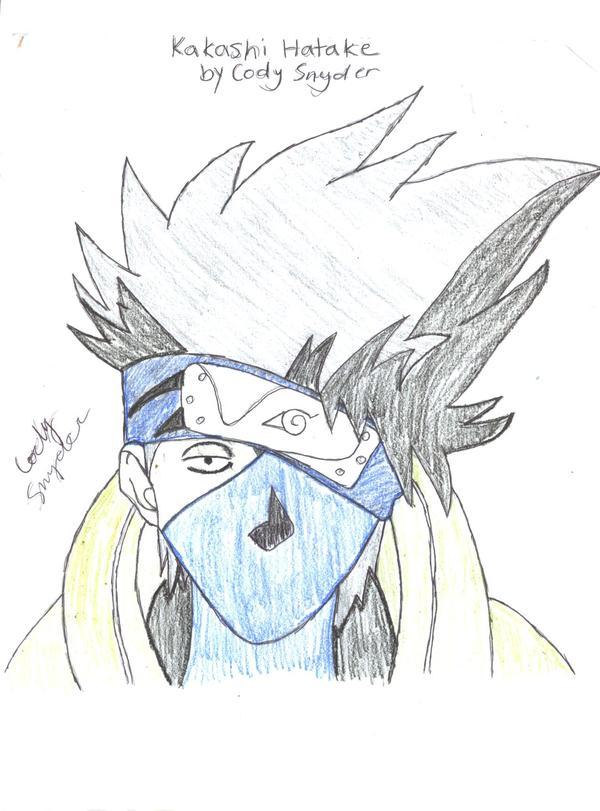 Kakashi (Colored)