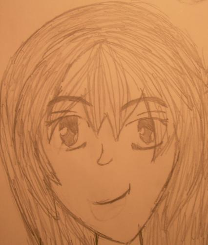 My first drawing I uploaded on here.