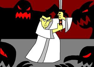 Kanomin: The Cartoon Network Legend - Samurai Jack