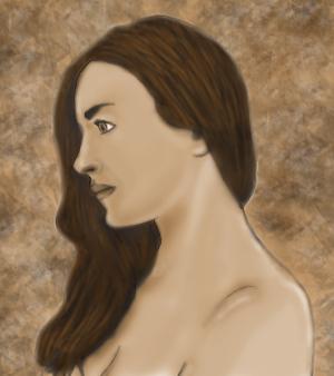 Side View Portrait