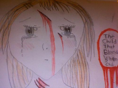 A Sad Manga.