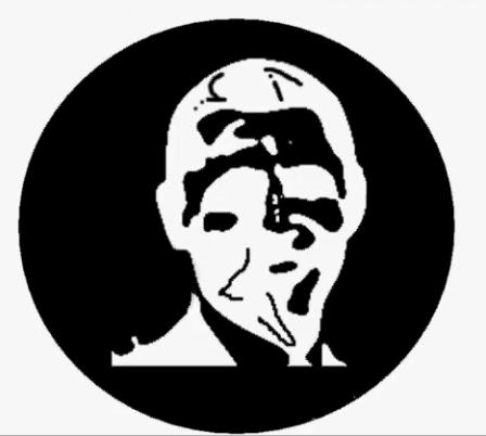 Obama (illusion picture)