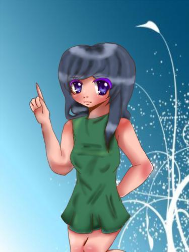 (DON'T STEAL) Random Anime Girl 8DDD