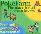 Pokefarm Players Plaza