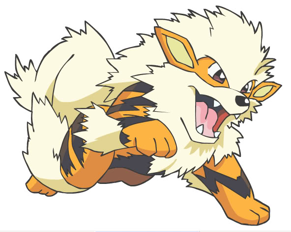 arcanine - picture by jill672 | DrawingNow