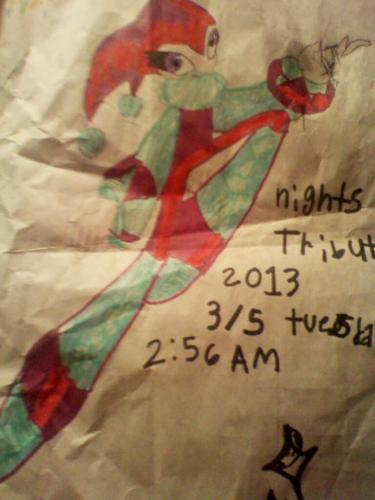 nights my drawing 2013