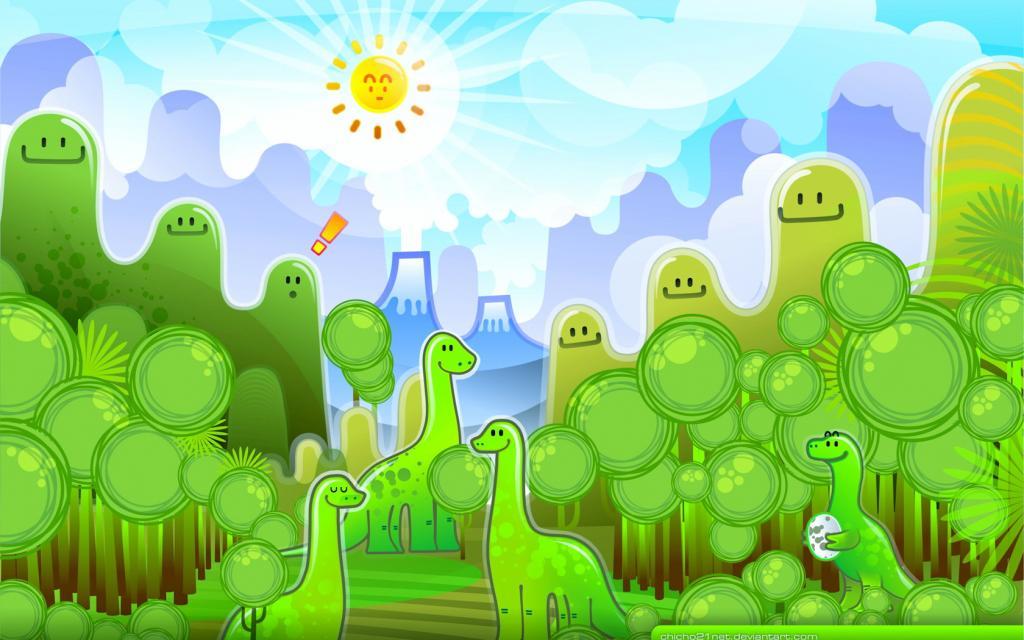 cartoon-dinosaur_