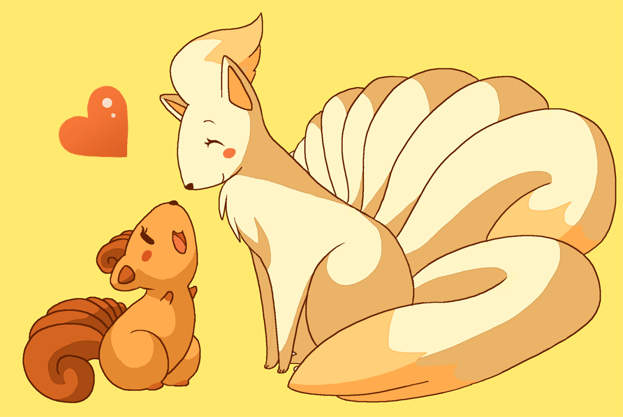 vulpix_and_ninetails_by_pace_eterna-d3f1sql