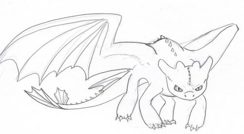 best how to train your dragon DRAWING! Contest - DrawingNow