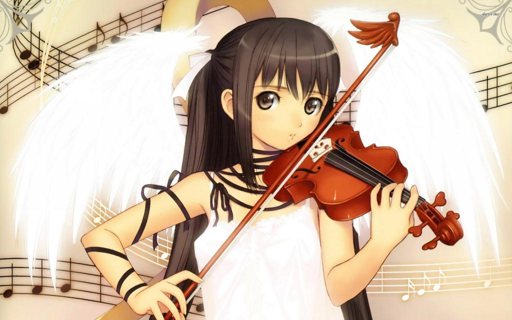 anime-girl-playing-violin