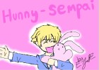 How to draw Hunny-Sempai
