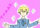 How to draw Tamaki-Sempai