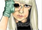 How to Draw Lady Gaga