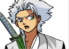 How to Draw Hitsugaya