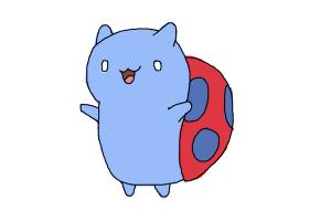 How to Draw Catbug from The Bravest Warriors