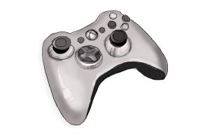 How To Draw An Xbox Controller 3d Drawingnow