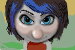 How To Draw Vexy A Naughty From The Smurfs 2 Drawingnow