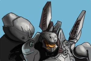 How To Draw A Jaeger From Pacific Rim Drawingnow