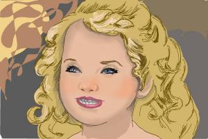 How to Draw Honey Boo Boo