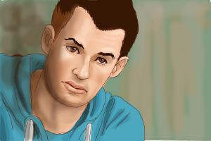 How to draw Andy Murray