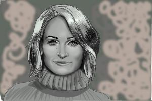 How to Draw Nicole Richie